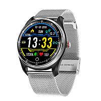 Cмарт часы c тонометром MX9