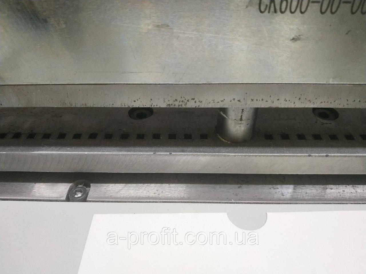 Перфорационный нож 3:1, круглые отверстия 4 мм для CK-600/CKD-600 (шт.)