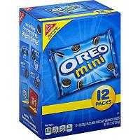Печенье Oreo Mini 12 packs 336g