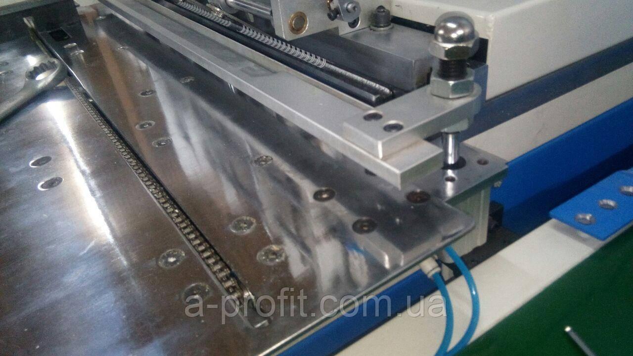 """Напівавтоматичний обтиск bindMARK HB-520A (1/4"""",5/16"""", податчик ригеля і стіл) (шт)"""