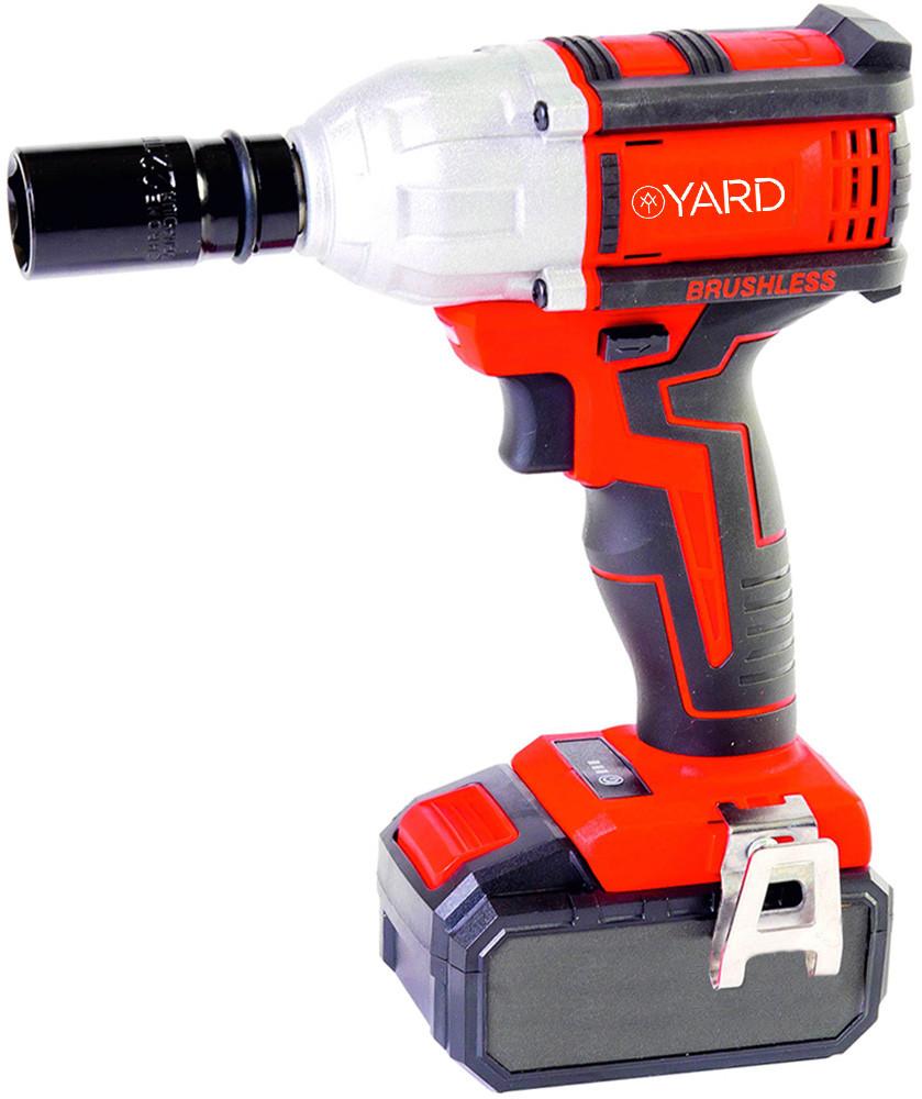 Гайковерт аккумуляторный YARD CI-2155 USA (Гарантия 60 месяцев)