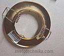Встраиваемый cветильник Feron DL10 золото, фото 7