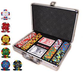 """Набор для игры в покер """"Monte Carlo Millions 200"""""""