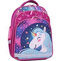 Рюкзак школьный Bagland Mouse 38*29*15 (малиновый)