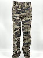Камуфляжные мужские брюки Дубок