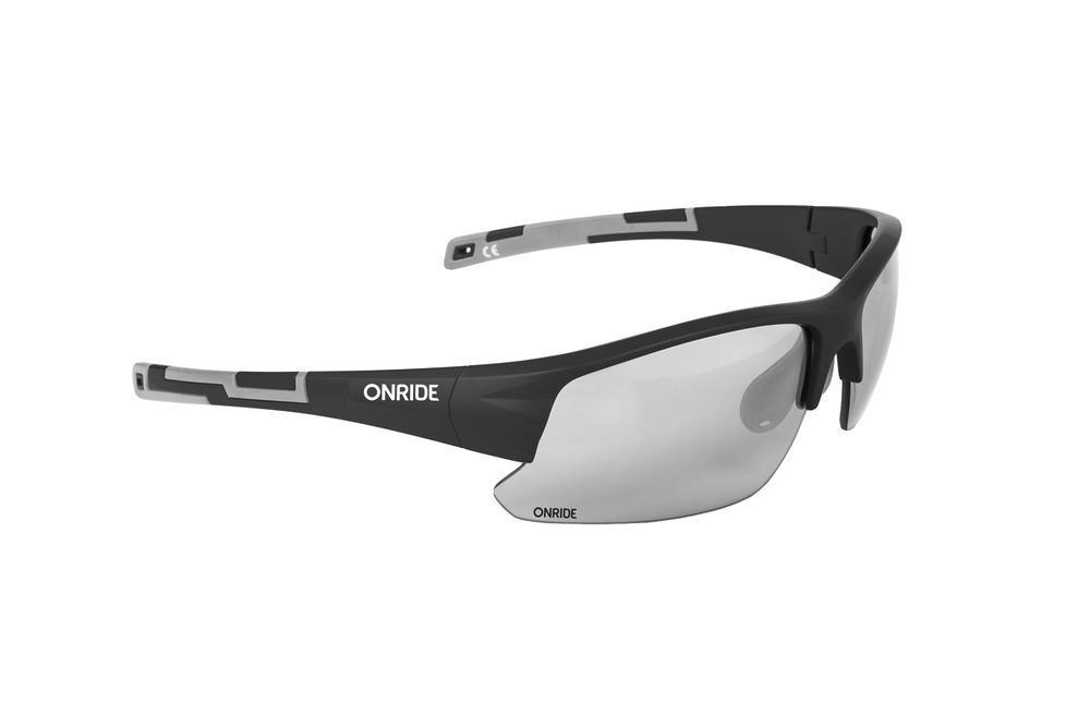 Очки ONRIDE Lead 20 матовый черный с линзами Photochromic (84-25%)