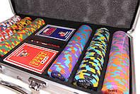 """Покерный набор на 300 фишек """"Monte Carlo Millions"""", фото 2"""
