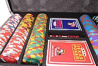 """Покерный набор на 300 фишек """"Monte Carlo Millions"""", фото 3"""