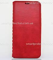Чехол-книжка для Xiaomi Redmi Note 6 Pro красный