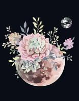 """Картина по номерам """"Планета цветов"""" 35х45 см"""