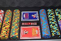 """Покерный набор на 500 фишек """"Monte Carlo Millions"""", фото 4"""
