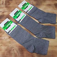 Носки мужские серые меланж, размер 29 / 43-45р.