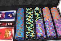 """Покерный набор на 500 фишек """"Monte Carlo Millions"""", фото 5"""