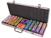"""Покерный набор на 500 фишек """"Monte Carlo Millions"""", фото 6"""