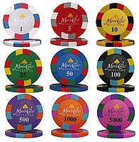 """Покерный набор на 500 фишек """"Monte Carlo Millions"""", фото 7"""