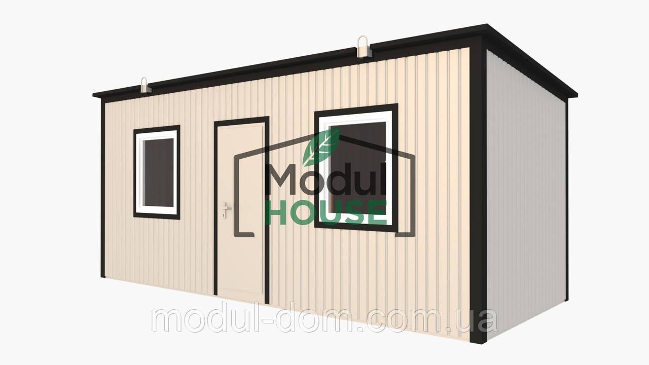 Розбірні модульні житлові вагончики, продаж та виготовлення модульних вагончиків україна