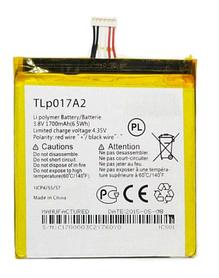 Аккумулятор (Батарея) для Alcatel One Touch Idol Mini 6012 TLp017A2 (1700 mAh)