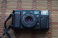 Фотоаппарат Olympus AFL Zuiko 38mm 2,8 , под ремонт, запчасти