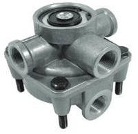 Ускорительный клапан Wabco 9730010100 для Wabco, Mercedes, FRUEHAUF, Iveco, DAF, MAN, Volvo
