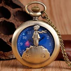 Карманные часы на цепочке Маленький принц