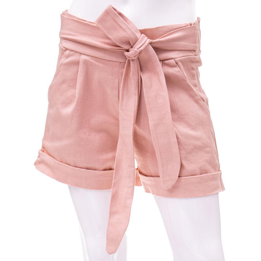 Шорты для девочек Kidsmod 110  розовые 2127