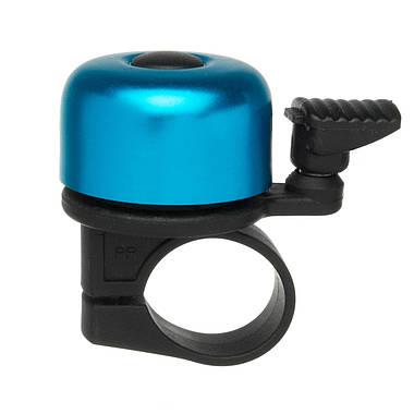 Дзвоник Green Cycle GBL-02A 35мм Blue, фото 2