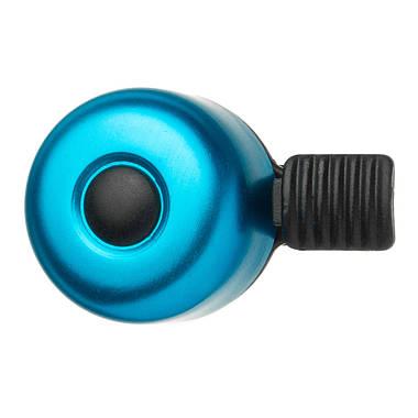 Дзвоник Green Cycle GBL-02A 35мм Blue, фото 3