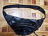 Сумка на пояс, бананка, поясная сумка из эко-кожа поясная сумочка FILA,supreme Размеры: 34x12x6cm, фото 2