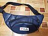 Сумка на пояс, бананка, поясная сумка из эко-кожа поясная сумочка FILA,supreme Размеры: 34x12x6cm, фото 6