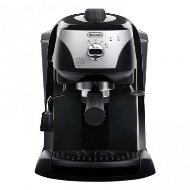 Рожковая кофеварка DeLonghi EC 221 B