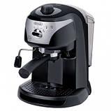 Рожковая кофеварка DeLonghi EC 221 B, фото 2