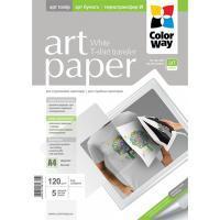 Бумага для принтера/копира ColorWay PTW120005A4