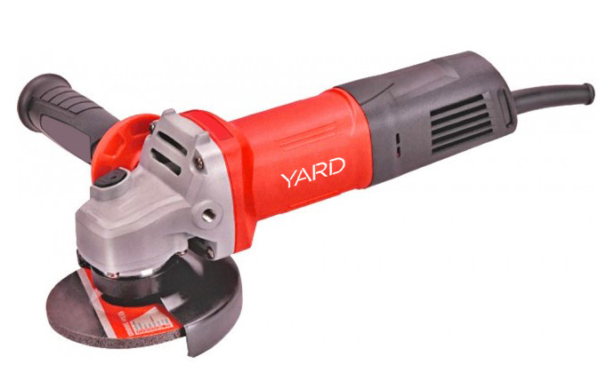 Болгарка YARD AG-1400 (КЕЙС) USA (Гарантія 60 місяців)