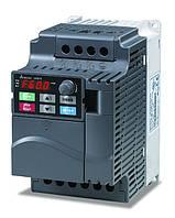 Преобразователь частоты Delta Electronics, 1,5 кВт, 230В,1ф.,векторный, со встроенным ПЛК,VFD015E21A