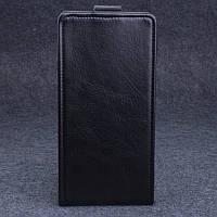 Чехол флип для Lenovo A536 чёрный