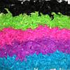 Боа из перьев 50 г Белое, голубое,красное, малиновое, розовое