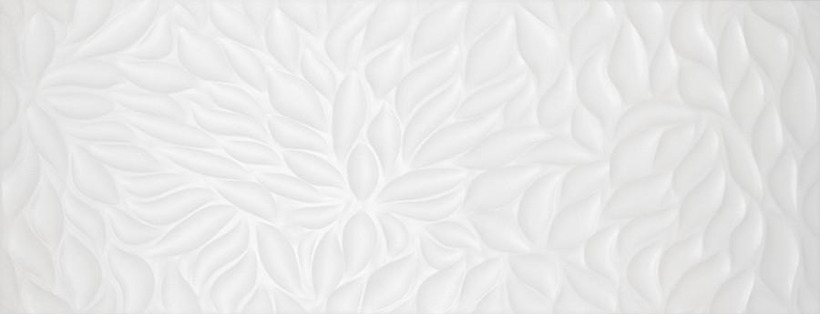 Плитка InterСerama Florentine біла 23x60   147061/Р