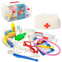 Игровой набор Play Smart Доктор в чемодане Разноцветный M 0459 U, КОД: 1332160