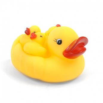 Игрушка для ванной ZT8891 Уточка, пищалка (Уточка)