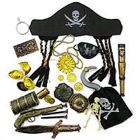 Набор пирата В поисках сокровищ ( 20 предметов)