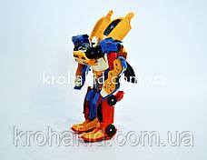 Трансформер 36 см TOBOT Тритан 507 / Робот - трансформер Тритан 3 в 1 Tritan / TOBOT TRITAN, фото 3