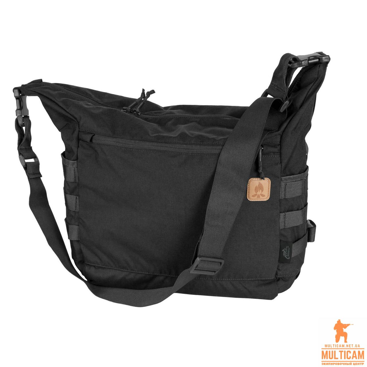 Сумка Helikon-Tex® BUSHCRAFT SATCHEL® Bag - Cordura® - Black