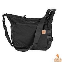 Сумка Helikon-Tex® BUSHCRAFT SATCHEL® Bag - Cordura® - Black, фото 1