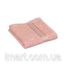 Махровое гладкокрашенное полотенце