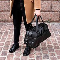 Мужская кожаная урбан сумка mod.Danberg, фото 1