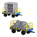 Игровой набор Креатикс Аэропорт с 5 машинками Majorette 2050018, фото 5