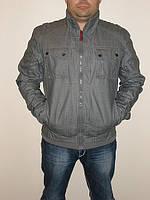 Куртка мужская 100% хлопок весенняя опт