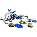 Игровой набор Креатикс Аэропорт с 5 машинками Majorette 2050018, фото 3