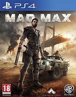 Mad Max PS4 (русские субтитры)