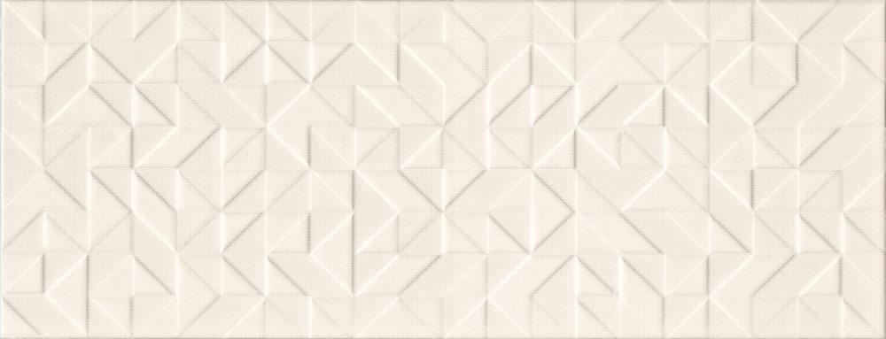 Плитка InterСerama Odisea беж. світла  рельєф  23х60  159 021/Р